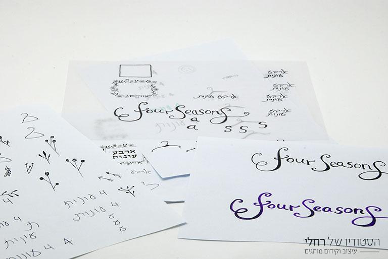 3 כיוונים לעיצוב הלוגו