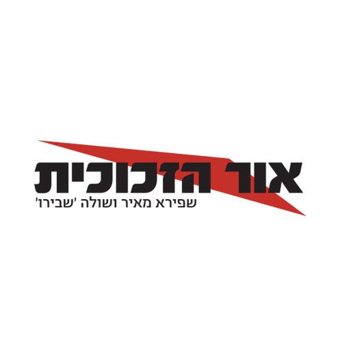 עיצוב לוגו לעסק אור הזכוכית